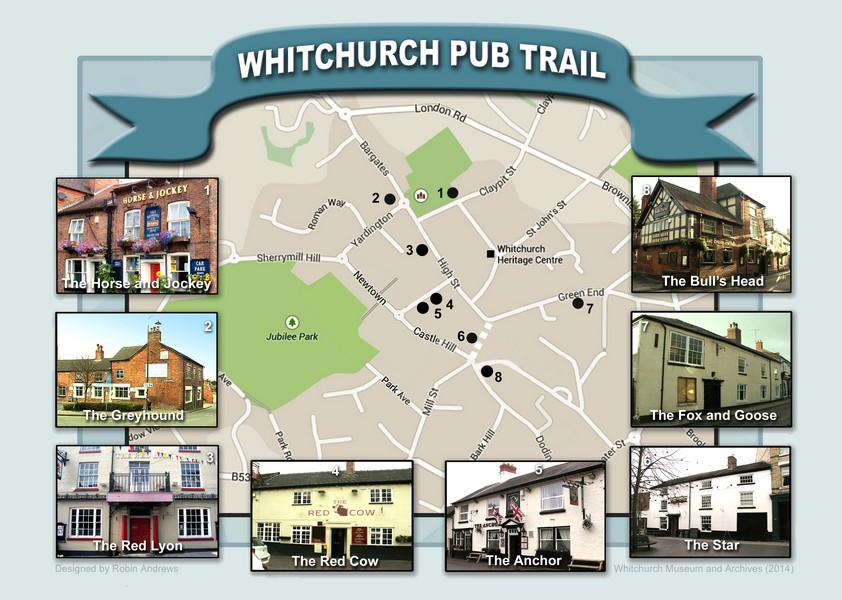 All Our Stories - Pub Trail 1